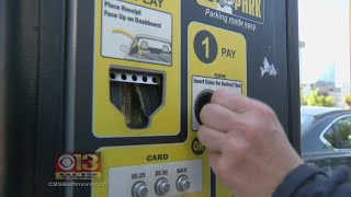 Baltimore City Parking Authority To Adjust Parking Meter Rates