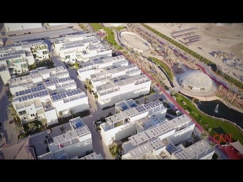 CNN Marketplace Middle East - The Sustainable City -  28 January 2017