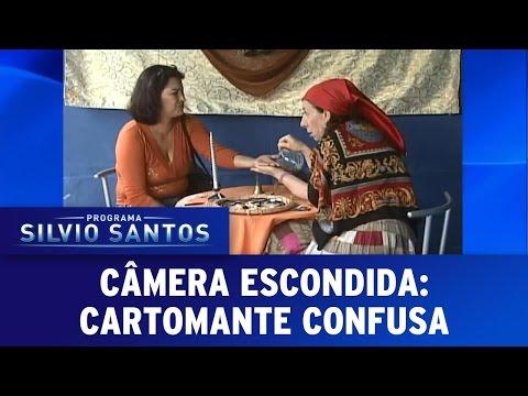 Cartomante confusa | Câmera Escondida (12/03/17)