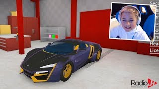 VEHICLE SIMULATOR | Auto Plays Roblox
