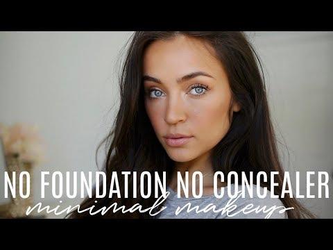 NO FOUNDATION, NO CONCEALER makeup routine | Stephanie Ledda thumbnail