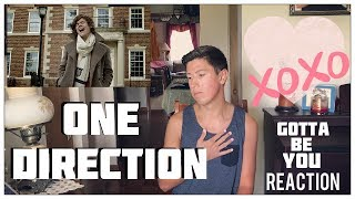 """One Direction - """"Gotta Be You"""" (Reaction)"""