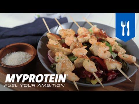 recette:-brochettes-poulet-/-crevette