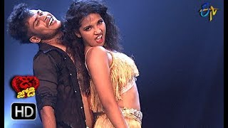 Subhash and Mansi Performance | Dhee Jodi | 24th October 2018 | ETV Telugu