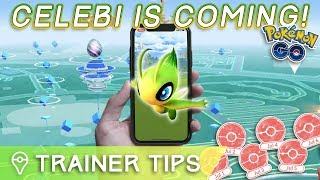 CELEBI RESEARCH QUEST CONFIRMED IN POKÉMON GO!
