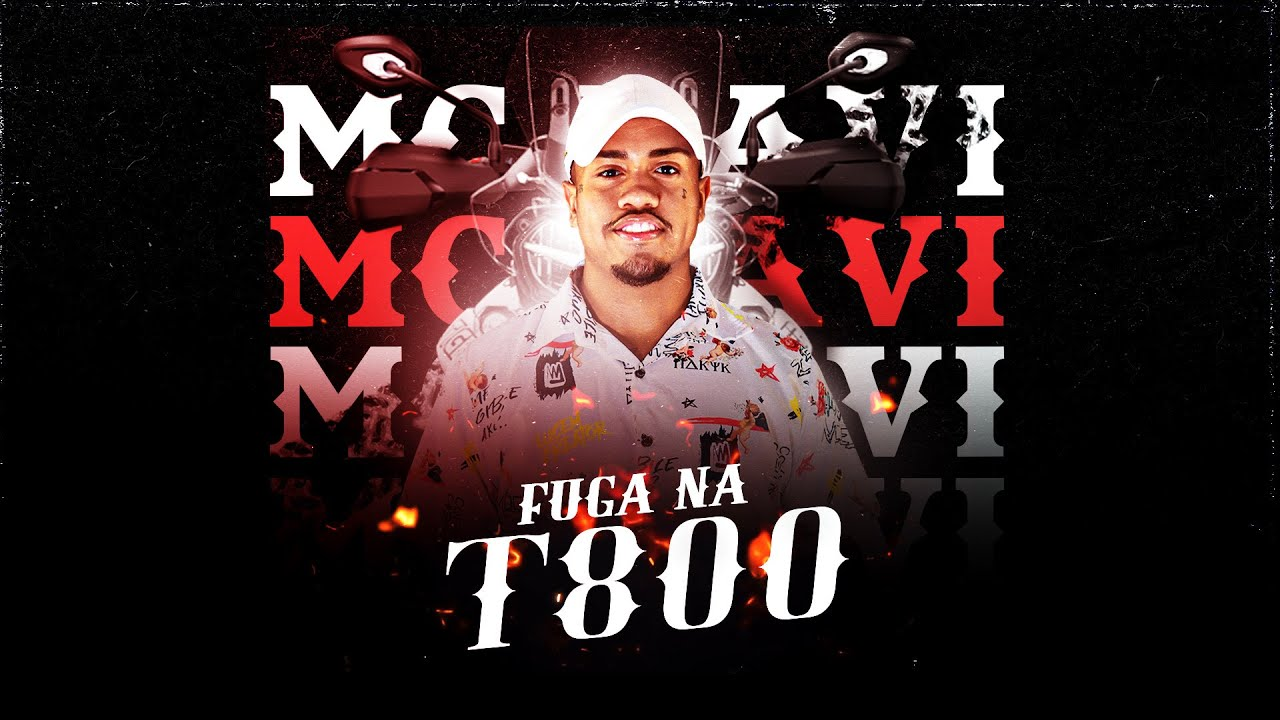 MC Davi - Fuga na T800 (Lyric Video)