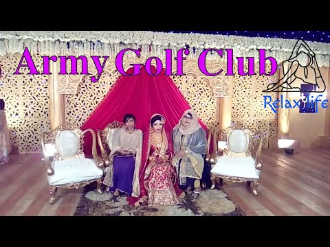 Bangladeshi Wedding Party- Army Golf Club,Dhaka