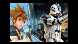 Kingdom Hearts III - Star Wars Battle Theme
