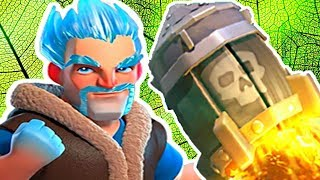 YOU CAN'T COUNTER ROCKETS! - Clash Royale
