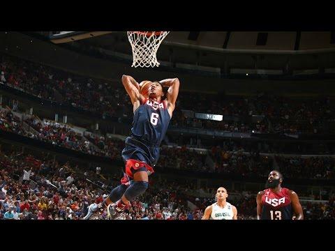 #TheReturn   Derrick Rose   FIBA World Cup 2014   ALL HIGHLIGHTS