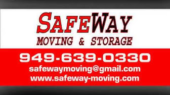 Commercial Moving Company | Irvine, CA - Safe-Way Moving & Storage