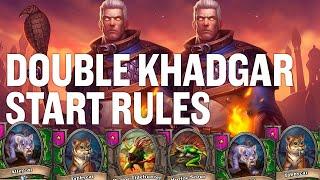 Double Khadgar is Free Money   Dogdog Hearthstone Battlegrounds