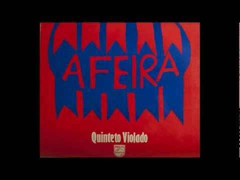 Quinteto Violado - A Lua Girou