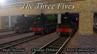 The Three Fives: Don