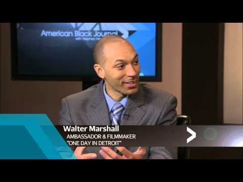 Coleman A. Young Foundation / One Day in Detroit | American Black Journal Full Episode