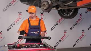 Jak vyměnit zadní spodní rameno na BMW X3 E83 [NÁVOD]