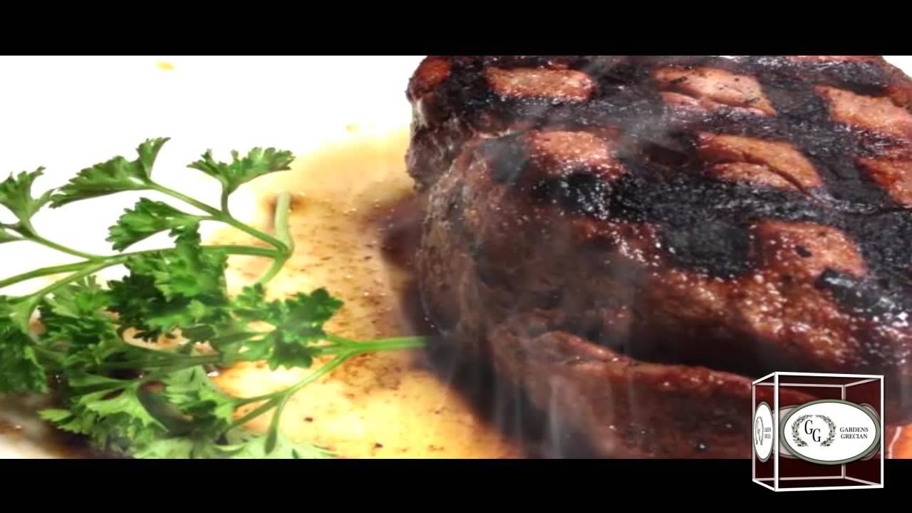 Grecian Gardens Local Restaurant In Chillicothe Il 61523 Youtube