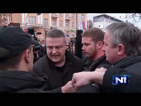 Hronologija hapšenja i protesta: Šta se sve dešavalo u Banjaluci