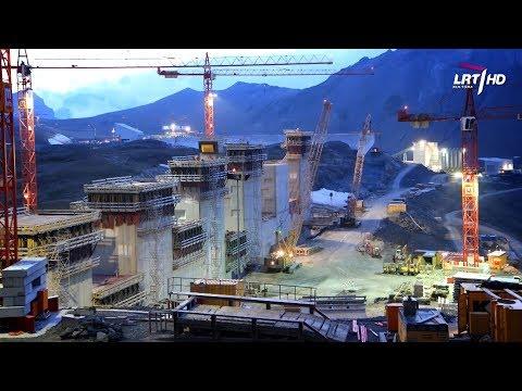 Mokslo sriuba: Linth-Limmern elektrinė Alpėse
