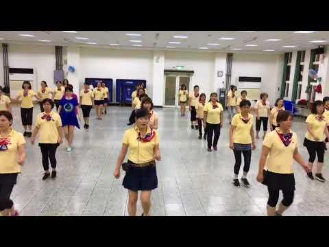 106年暑期公舞4 愛情魔力 團隊示範 前奏 4X8快拍