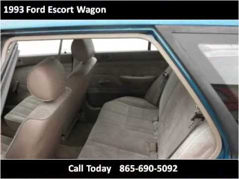 1993 ford escort wagon used cars knoxville tn youtube for Clayton motor co west knoxville tn