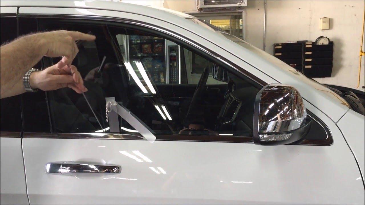 Jeep Grand Cherokee Keys Locked In Car