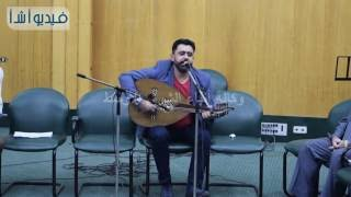 بالفيديو : الفنان العراقي فاضل جعفر يشدو بأغنية رائعة عن الوطن فى الليالي العربية في صوت العرب