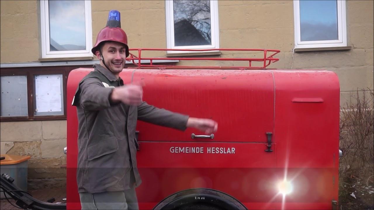Feuerwehr Heßlar Video
