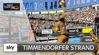Timmendorfer Strand: Das Frauen-Finale in voller Länge | smart beach tour 2016