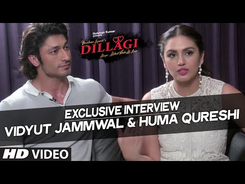 Exclusive Interview with Huma Qureshi & Vidyut Jammwal | Tumhe Dillagi | T-Series