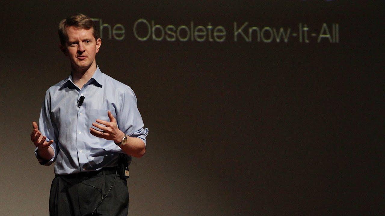 Ken Jennings: Watson, Jeopardy and me, the obsolete know-it-all