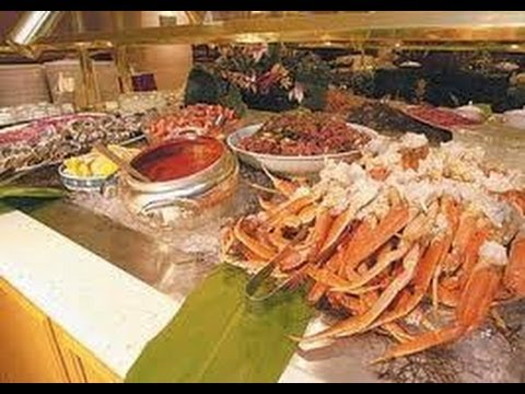 Sea Food Buffet In Las Vegas