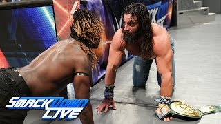 R-Truth vs. Elias – 24/7 Title Lumberjack Match: SmackDown LIVE, June 4, 2019