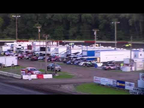 USRA Bmod Heat 1 @ Hamilton County Speedway 08/23/17