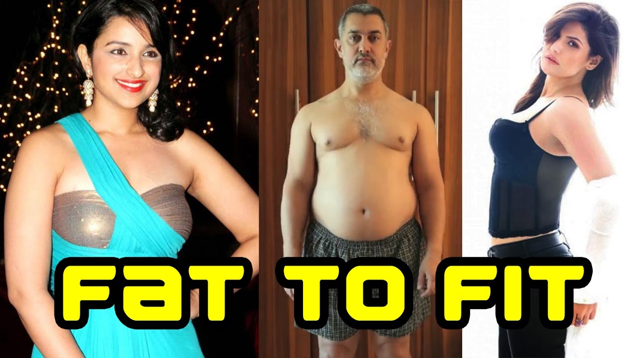 Download Top 10 Bollywood Celebrities Who Went From Fat to Fit