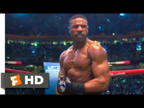 Creed II (2018) - What's Your Name? Scene (8/9)   Movieclips