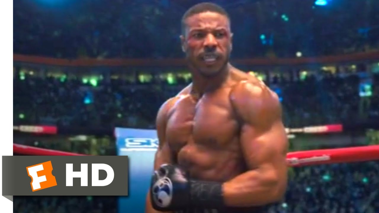 Creed II (2018) - What's Your Name? Scene (8/9) | Movieclips