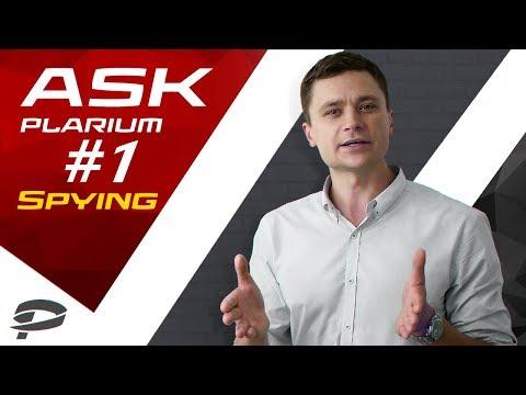 Ask Plarium #1 - Spying