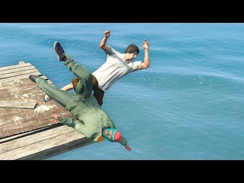 GTA 5 Epic ragdolls compilation vol.102 [Euphoria physics | Funny Moments]