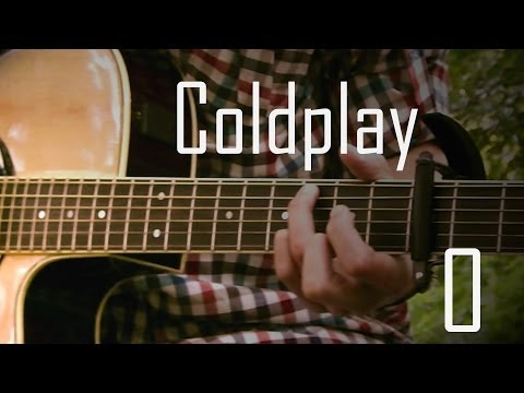 (Coldplay) O - Albert Gyorfi (Solo Acoustic Guitar) [+TABS]