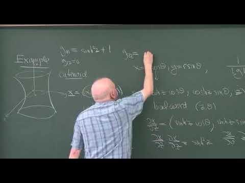 Marshall Slemrod (KMRS/University of Wisconsin) / PDEs on Geometry 3 / 2012-06-04