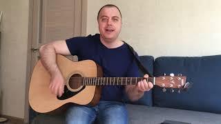 Виктор Петлюра Белая берёза на гитаре