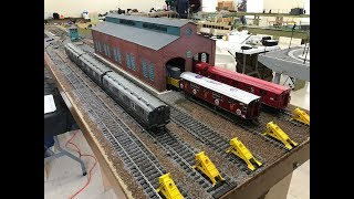 The 2017 Mass Transit & Trolley Modelers Convention in Parsippany, NJ 11/4/17 [HD 60fps]