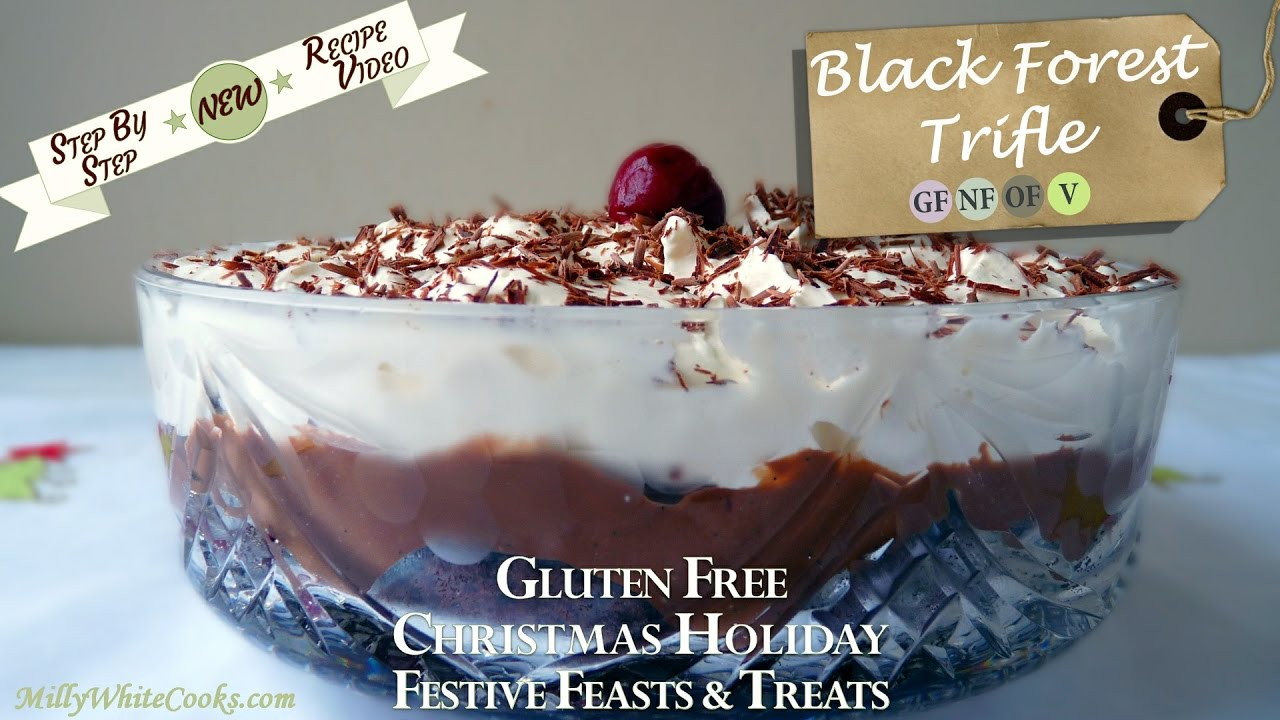 Recipe Trifle Forest Black Easy