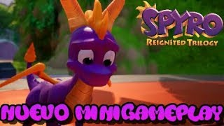 Spyro: Reignited Trilogy: Spyro 3: Year of the dragon | ¡Agente 9 y Profesor revelados!