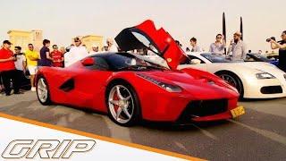 Dubai Supersprint | Das krasseste PS-Treffen der Welt | GRIP
