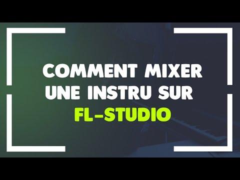 COMMENT MIXER UNE INSTRU SUR FL-STUDIO* [Tutoriel beatmaking]