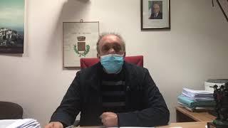 Il sindaco Mele sospende le lezioni in due classi