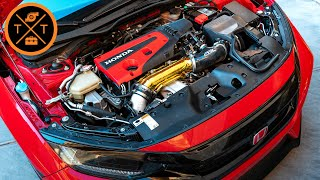 NEW Civic Type R Mods 2020 | Install & Review