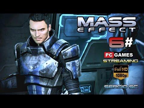 Mass Effect Walkthrough #6 Virmire Veterano | Directo Español 1080p 60fps PC Games MOD-SergioSC